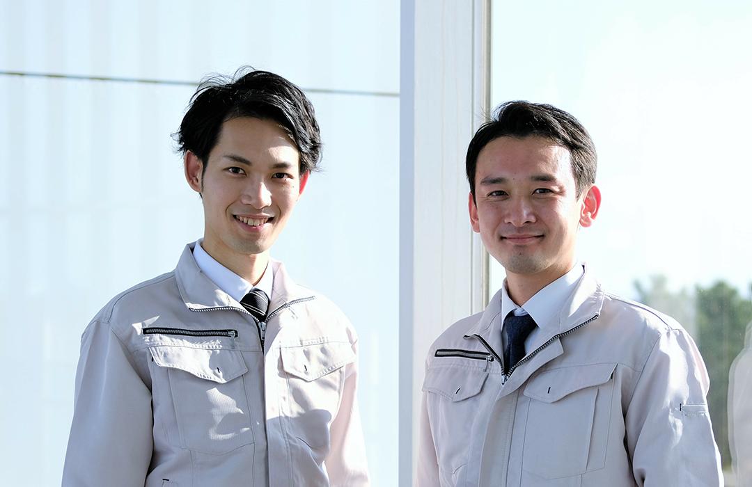 03/03 キャリア10年・施工件数1,200件 を超えるスタッフが一貫して対応します!